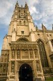 L'alta cattedrale Fotografie Stock