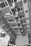 L'alta costruzione Fotografia Stock