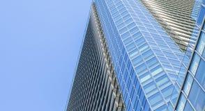L'alta costruzione di aumento Fotografia Stock