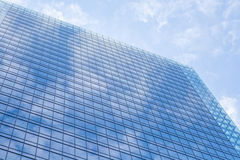 L'alta costruzione di aumento Immagini Stock Libere da Diritti
