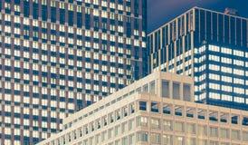 L'alta costruzione di aumento Fotografia Stock Libera da Diritti