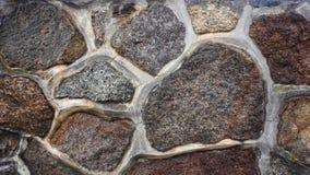 L'alta definizione ha dettagliato il fondo/struttura della parete di pietra Immagini Stock Libere da Diritti