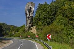 L'alta roccia chiamata Immagine Stock Libera da Diritti