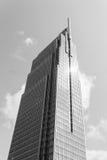 L'alta torre B&W Immagine Stock Libera da Diritti