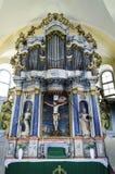 L'altare Immagini Stock