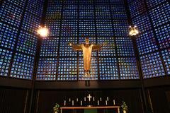 L'altare. Fotografie Stock Libere da Diritti
