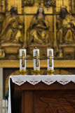 L'altare Immagine Stock Libera da Diritti