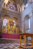 L'altare Fotografie Stock