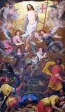 L'altare della resurrezione di Cristo, cattedrale di Salisburgo Fotografia Stock Libera da Diritti