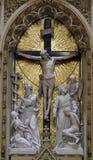 L'altare della traversa santa Immagine Stock Libera da Diritti