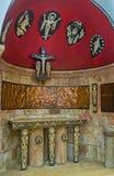 L'altare di Costa d'Avorio Fotografia Stock Libera da Diritti