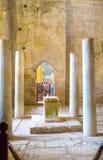 L'altare di pietra Immagine Stock