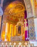 L'altare dorato Immagine Stock Libera da Diritti