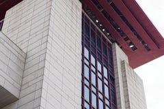 L'altra struttura architettonica sostegno-moderna Immagini Stock Libere da Diritti