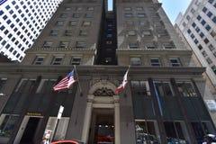 L'Alvinza Hayward/Kohl Building San Francisco, 1 photographie stock libre de droits