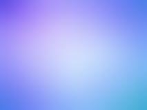 L'alzavola blu porpora di pendenza astratta ha colorato il fondo vago Immagini Stock