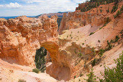 L'Amérique Bryce Canyon Photos stock