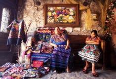 L'AMÉRIQUE LATINE GUATEMALA ANTIGUA Photos libres de droits