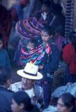 L'AMÉRIQUE LATINE GUATEMALA CHICHI Image libre de droits