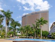 L'Ambassadeur City Jomtien d'hôtel Photographie stock libre de droits