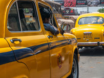L'Ambassadeur Taxi Image stock