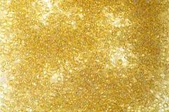 L'ambre perle le fond Photographie stock libre de droits