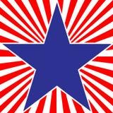 L'america astratta Fotografie Stock