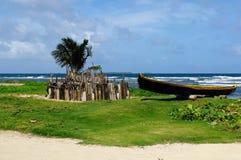 L'America Centrale, Panama, arcipelago di San Blas Fotografia Stock Libera da Diritti