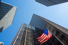 L'America corporativa Immagine Stock