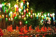 L'AMI de lChiang de Festiva de lanterne de festival de lanterne photo libre de droits