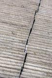 L'amiante de feutre de toiture Images stock