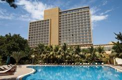 l'Amitié Hotel LAICO in Bamako stock foto's