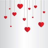 L'amore è nell'aria Immagine Stock