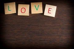 L'amore è amore nella struttura Fotografia Stock Libera da Diritti