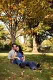 l'amore ha sposato Fotografia Stock
