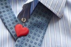 L'amour attache le concept Photographie stock libre de droits