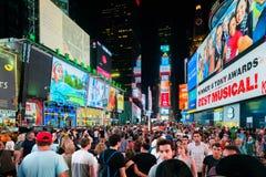 L'amour célèbre se connectent la 6ème avenue dans le Midtown New York Photos libres de droits