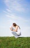 L'amour de mère 2 Image stock