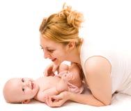 L'amour de mère Photos libres de droits