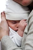 L'amour du papa photographie stock libre de droits