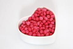 L'amour est (la sucrerie) Image stock