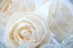 L'amour est (le papier rose) Images stock