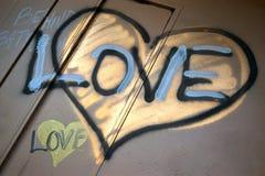 L'amour est partout Photos stock