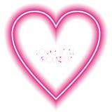 L'amour est tout autour de nous Images stock