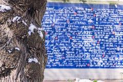 L'amour est une langue universelle photos libres de droits