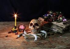L'amour ne meurt jamais pour le coeur et l'âme, toujours la vie Image libre de droits