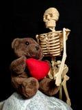 L'amour peut partager chacun Image libre de droits