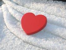 L'amour peut être un trajet cahoteux Image stock