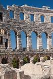 L'amphitheatre image libre de droits