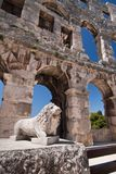 L'amphitheatre images stock